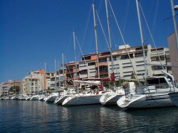 Marina at Cap d'Agde